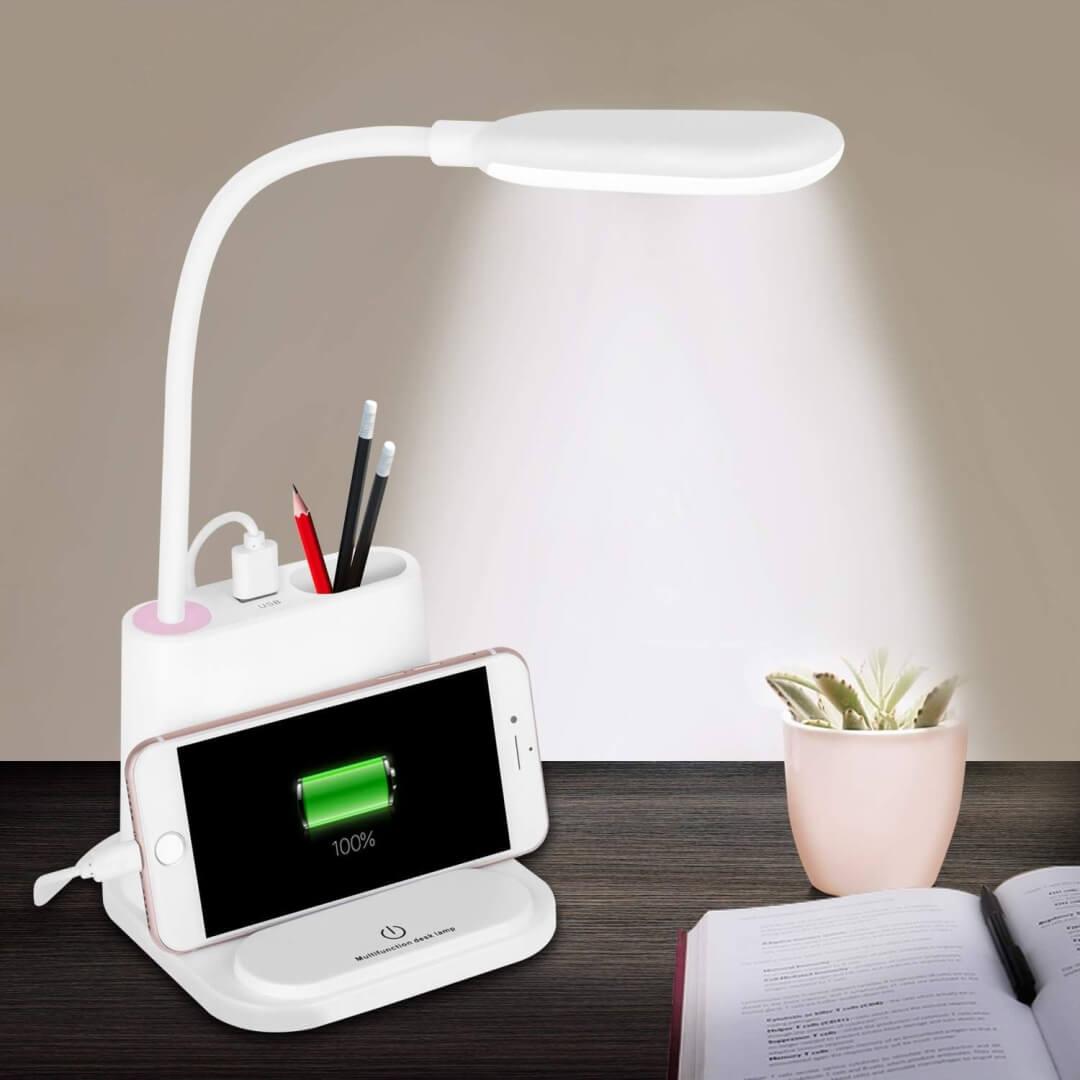 Multi-Function Desk Lamp