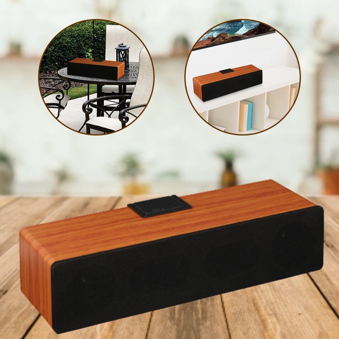 Wooden Beat Box