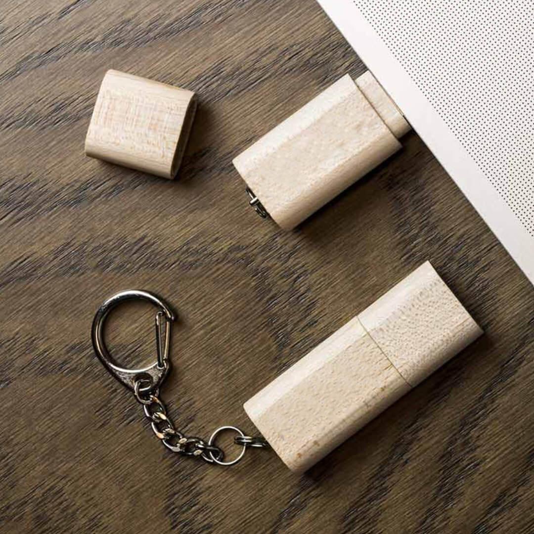 Wooden USB Pendrive