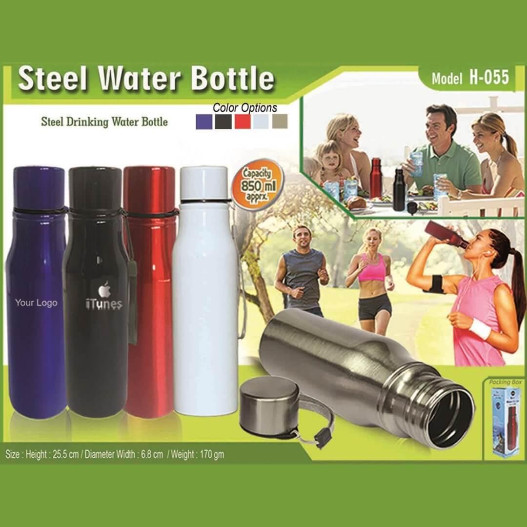 Steel Water Bottle 055