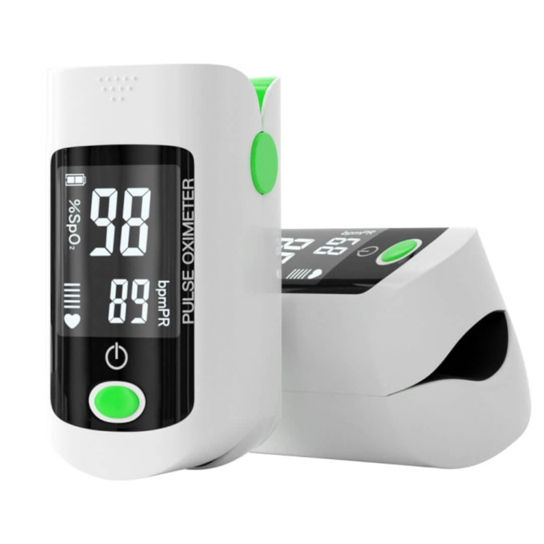 Fingertip Pulse Oximeter Digital
