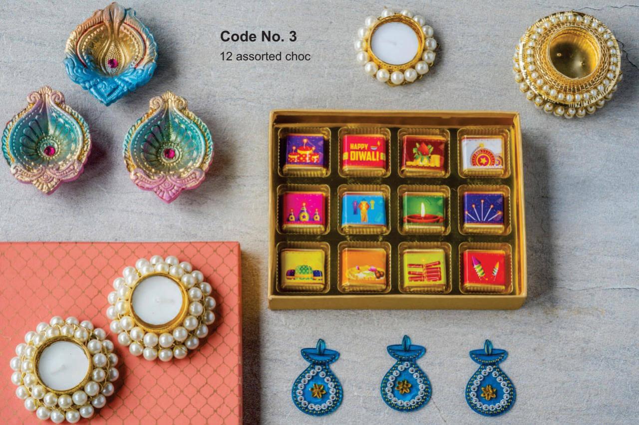 Corporate Diwali Gift Hampers Code No.3