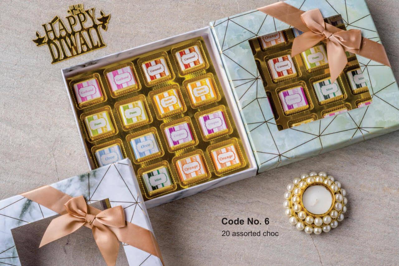 Corporate Diwali Gifts 2021 Code No.6