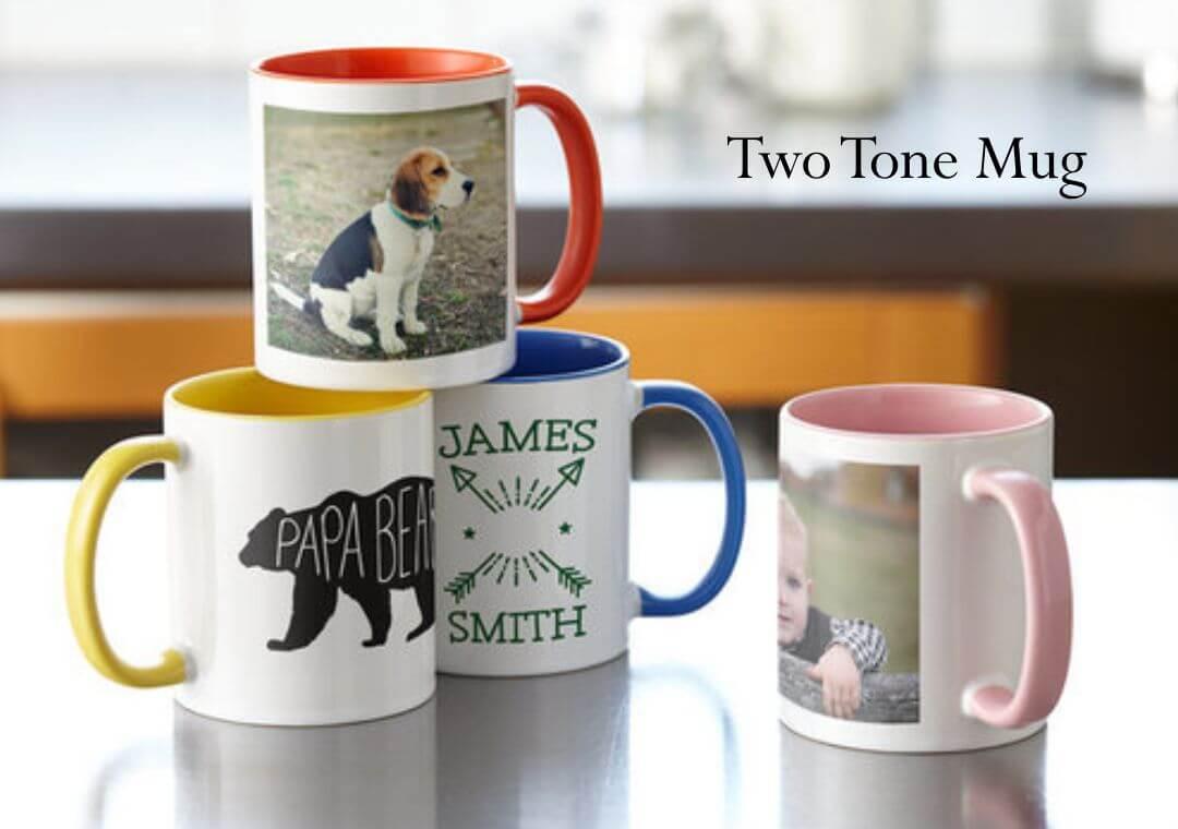 Two Tone Mug