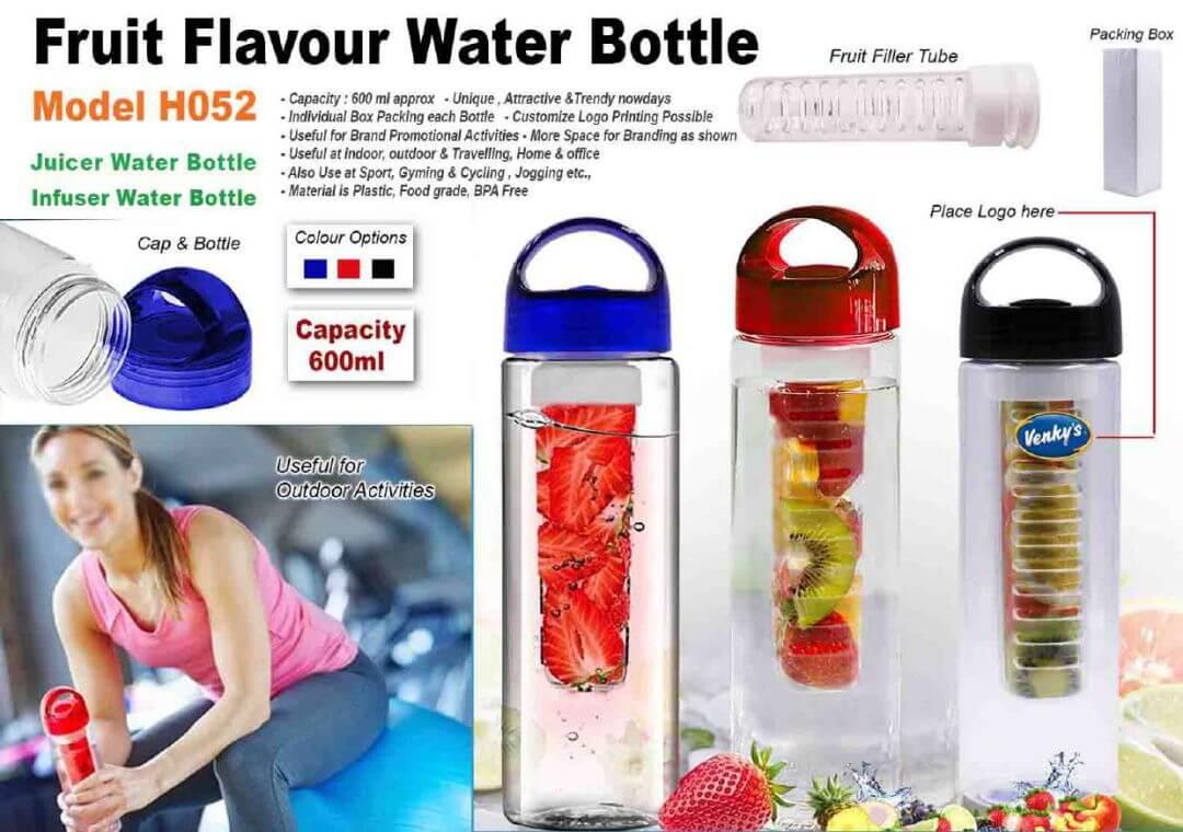 Fruit Flavour Water Bottle 052