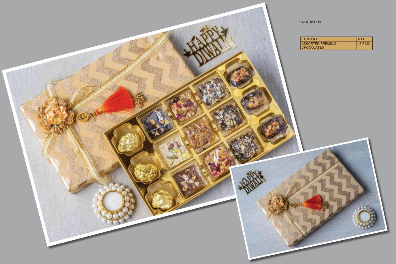 Corporate Diwali Chocolates CODE NO 115