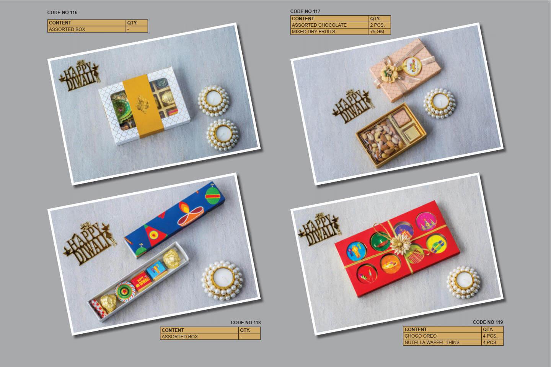 Diwali Festival Gifts CODE NO 118