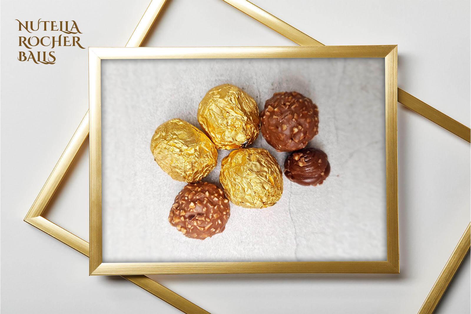 Nutella Rocher Balls