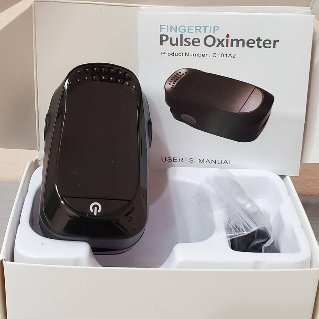 Fingertip Pulse Oximeter A2