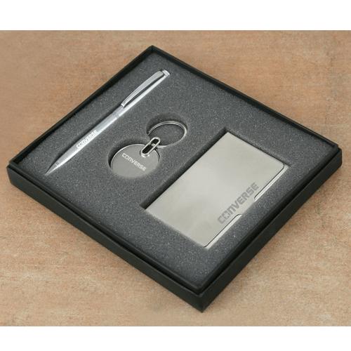 3 in 1 Gift Combo Set Steel