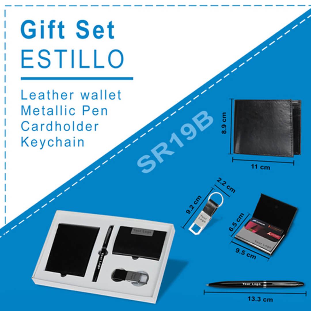 Gift set 4 in 1 ESTILLO- SR19B