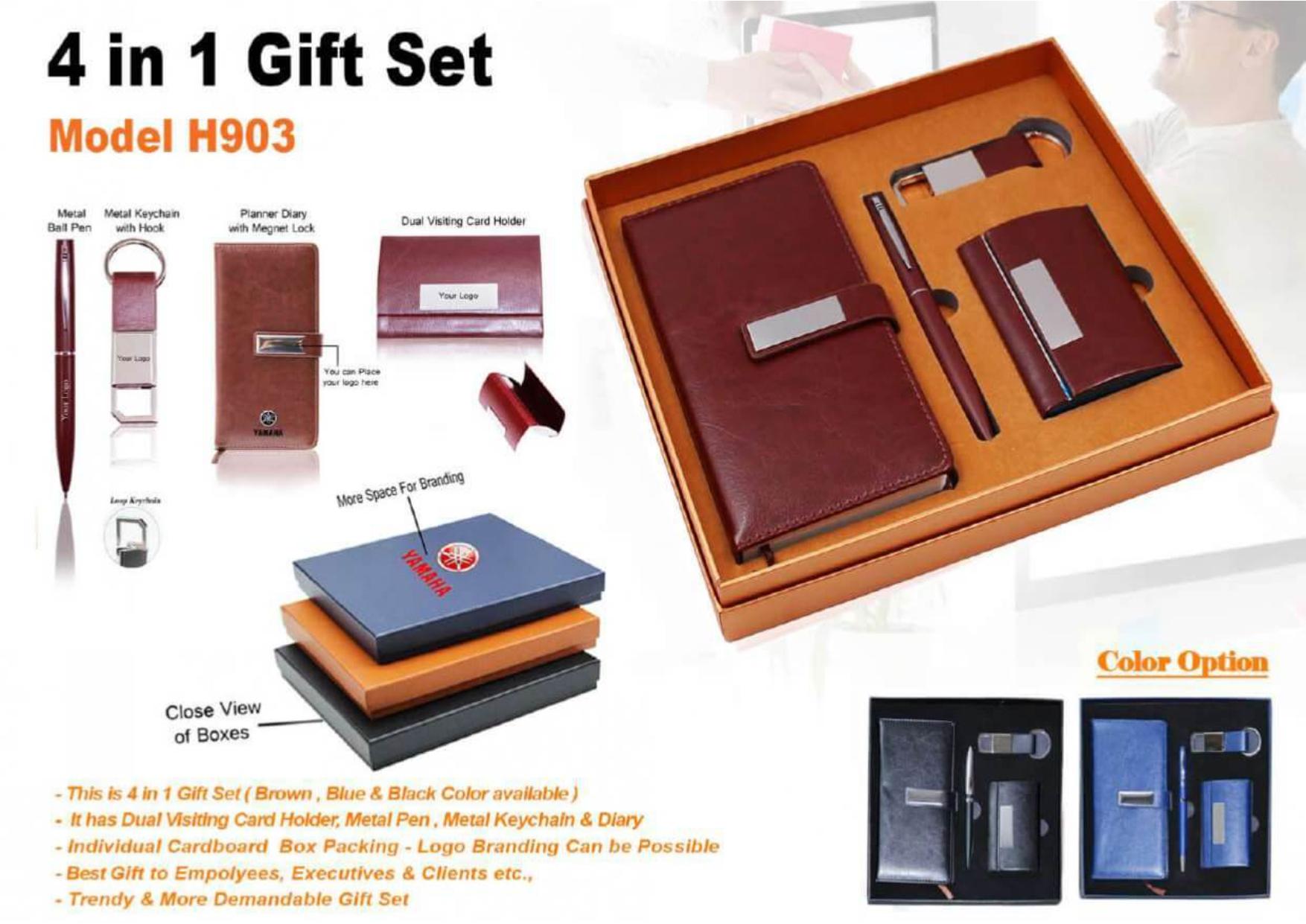 Planner Diary Pen Keychain Card Holder 903