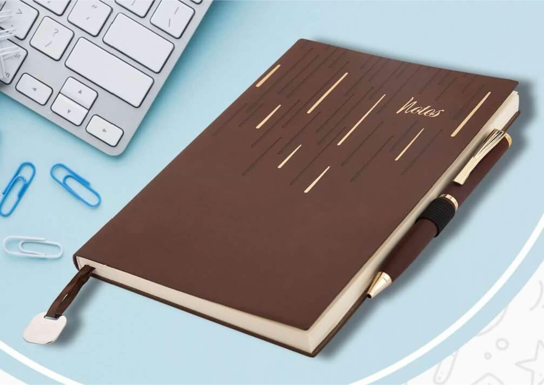 Pen Diary Set Titan