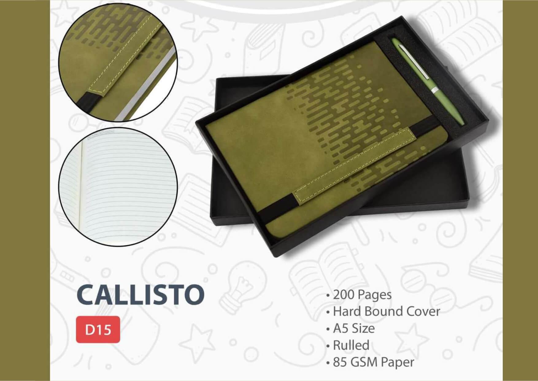 Premium Gift Set Callisto