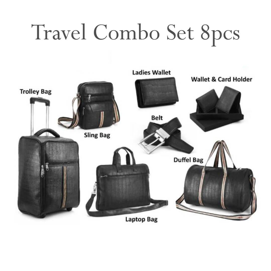 Travel Combo Set 8pcs