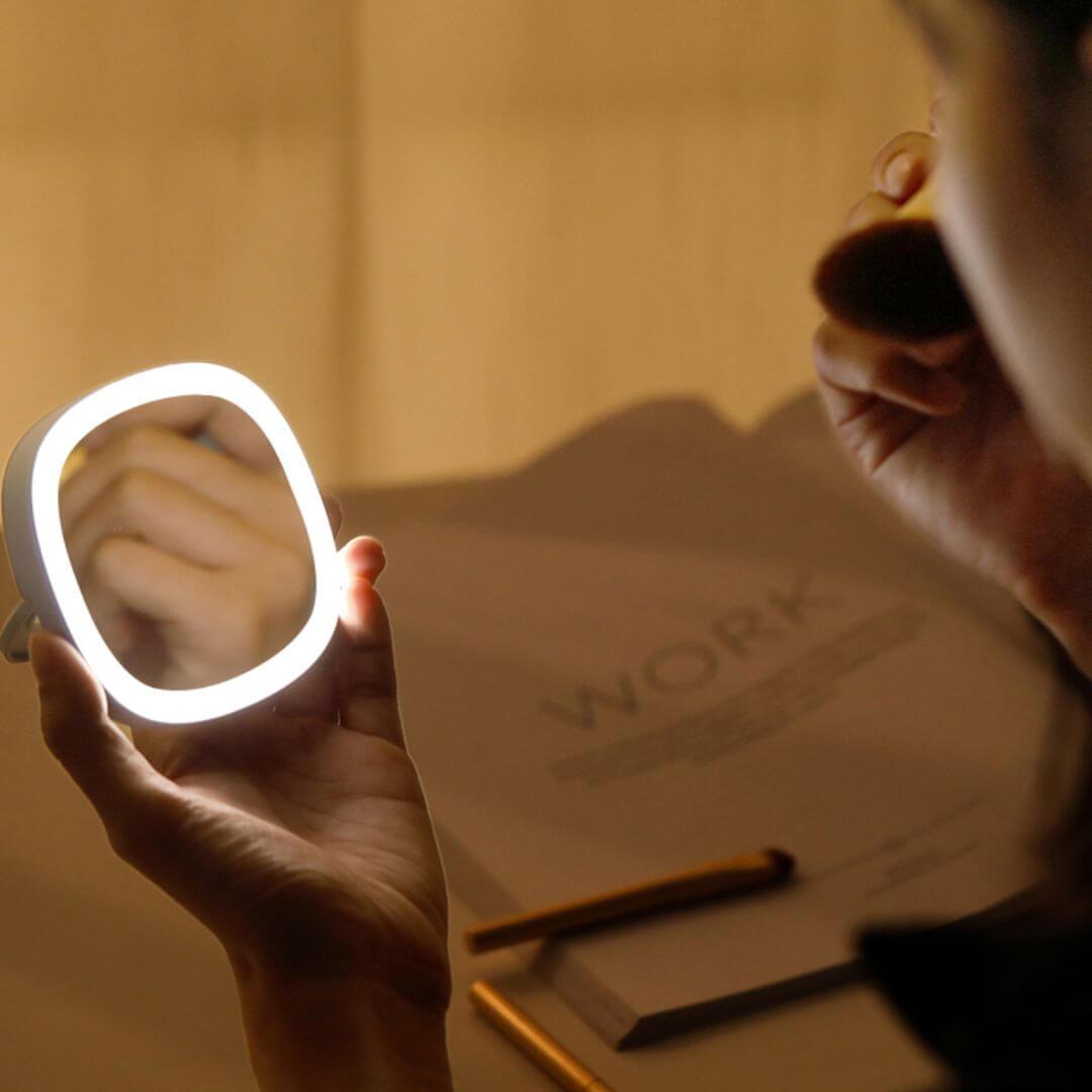 Candy LED Pocket Beauty Mirror