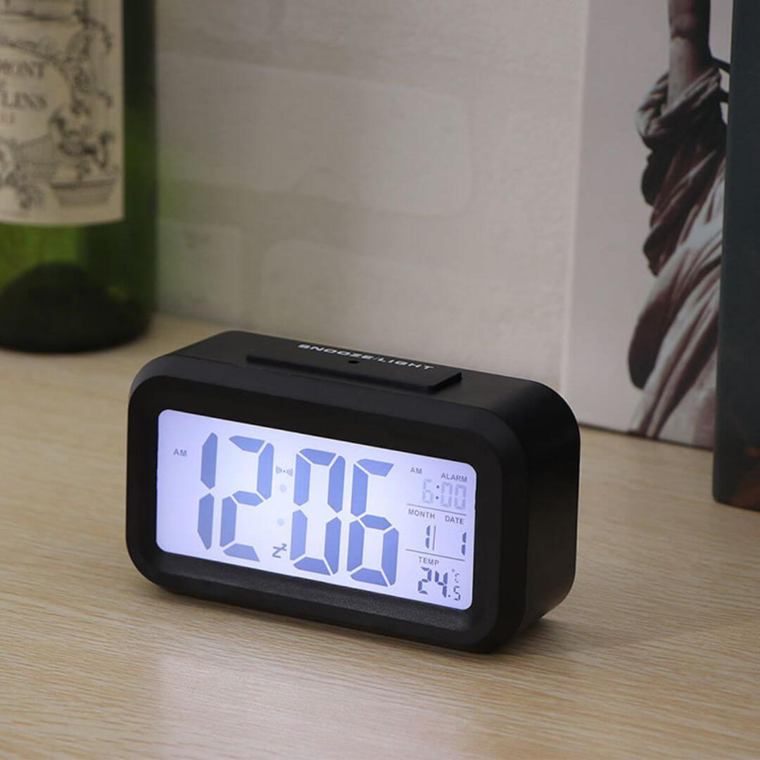 Backlight Digital Alarm Clock
